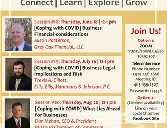 Business Speaker Series 2020 (June-Aug)